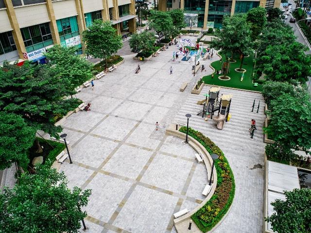 """Roman Plaza có địa điểm """"lộ - thị - giang"""" - Ảnh 1."""