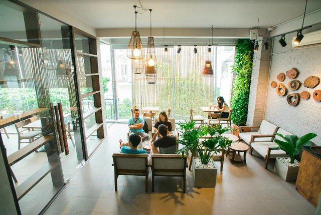 Đến Amazing thưởng thức cafe sạch và ngắm chim giữa Sài Gòn - Ảnh 1.