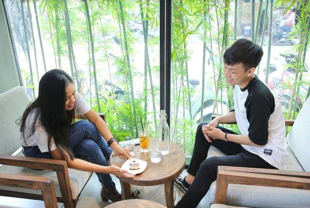 Đến Amazing thưởng thức cafe sạch và ngắm chim giữa Sài Gòn - Ảnh 4.
