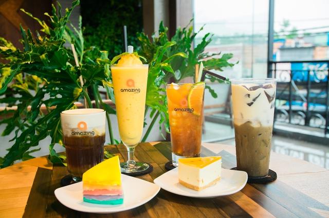 Đến Amazing thưởng thức cafe sạch và ngắm chim giữa Sài Gòn - Ảnh 5.