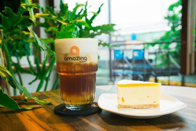 Đến Amazing thưởng thức cafe sạch và ngắm chim giữa Sài Gòn - Ảnh 6.