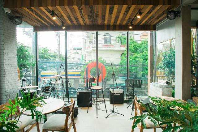 Đến Amazing thưởng thức cafe sạch và ngắm chim giữa Sài Gòn - Ảnh 7.