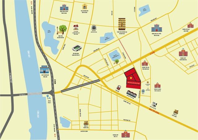 Khu thành phố Tây phố Yết Kiêu giúp Hà Nam lôi kéo khách đầu tư - Ảnh 2.