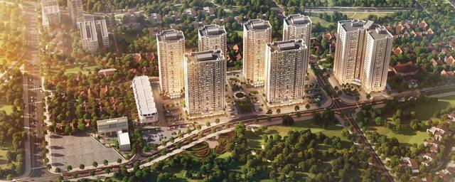 Ra mắt toà M1 dự án Mipec City View - Ảnh 1.