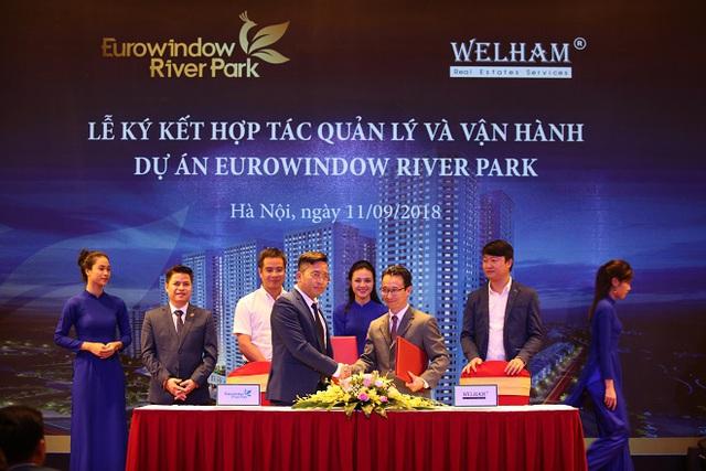 """Sức hút dự án Eurowindow River Park sau những cú """"bắt tay"""" chiến lược - Ảnh 2."""
