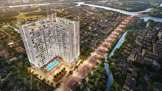 MLAND Vietnam phân phối độc quyền dự án Goldora Plaza - Ảnh 1.