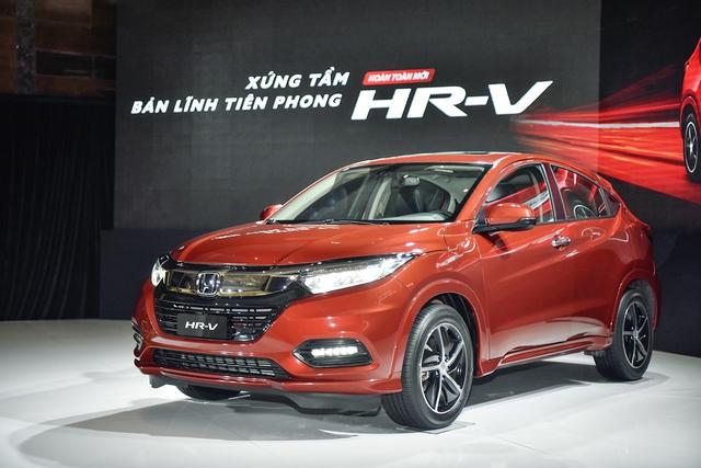 """Honda Việt Nam giới thiệu mẫu xe Honda HR-V hoàn toàn mới - """"Xứng tầm bản lĩnh tiên phong"""" - Ảnh 1."""