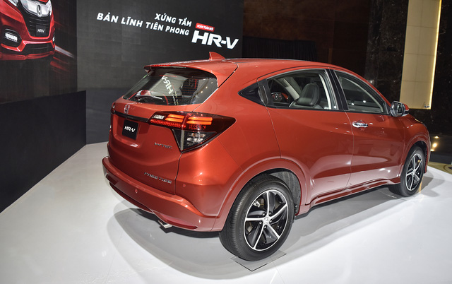 """Honda Việt Nam giới thiệu mẫu xe Honda HR-V hoàn toàn mới - """"Xứng tầm bản lĩnh tiên phong"""" - Ảnh 2."""