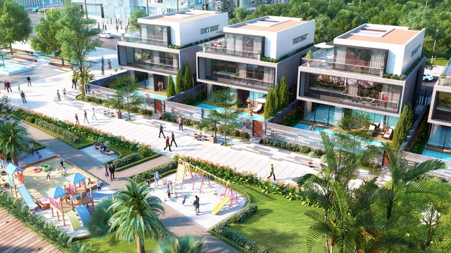 Khám phá dự án BĐS nghỉ dưỡng cao cấp của Đất Xanh Miền Trung - Ảnh 2.