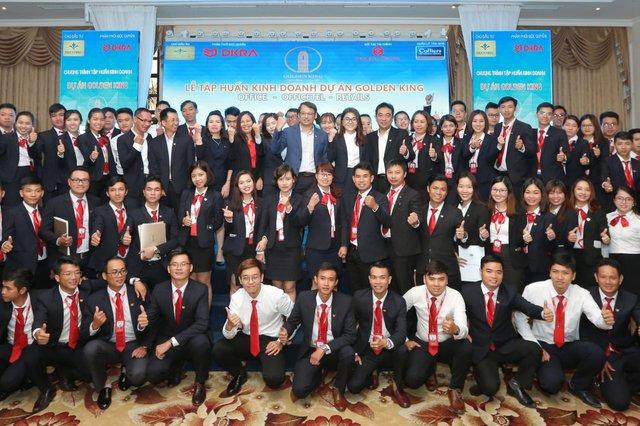 DKRA Vietnam bán độc quyền khu phức hợp đẳng cấp Golden King - Ảnh 1.