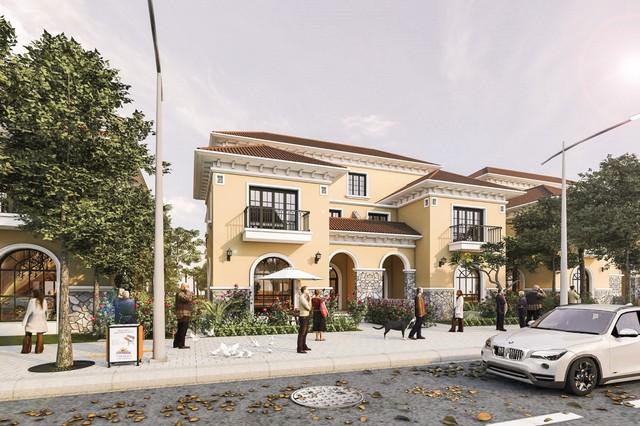 Ra mắt đồng loạt biệt thự, nhà phố Western Village lôi kéo phân khúc TP.HCM - Ảnh 1.
