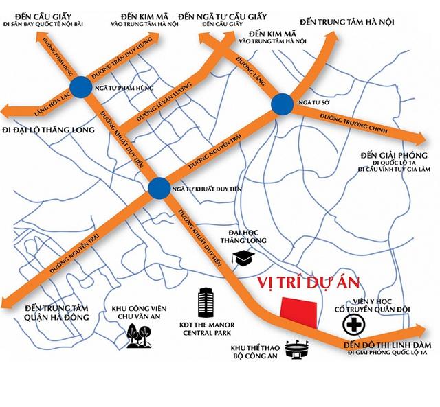 VC2 Golden Heart: Nhà ở địa điểm trọng điểm có đầy đủ tiện nghi - Ảnh 1.