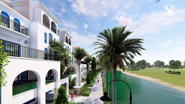 """Sắp công bố bộ sưu tập villa sinh thái nghỉ dưỡng nội đô """"made in"""" Sunshine - Ảnh 1."""