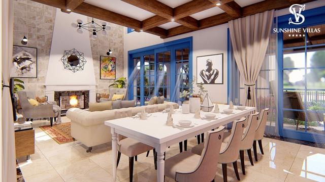 """Sắp công bố bộ sưu tập villa sinh thái nghỉ dưỡng nội đô """"made in"""" Sunshine - Ảnh 4."""