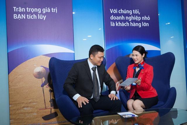 Ngân hàng Bản Việt: Tầm nhìn lớn cho công ty nhỏ - Ảnh 1.