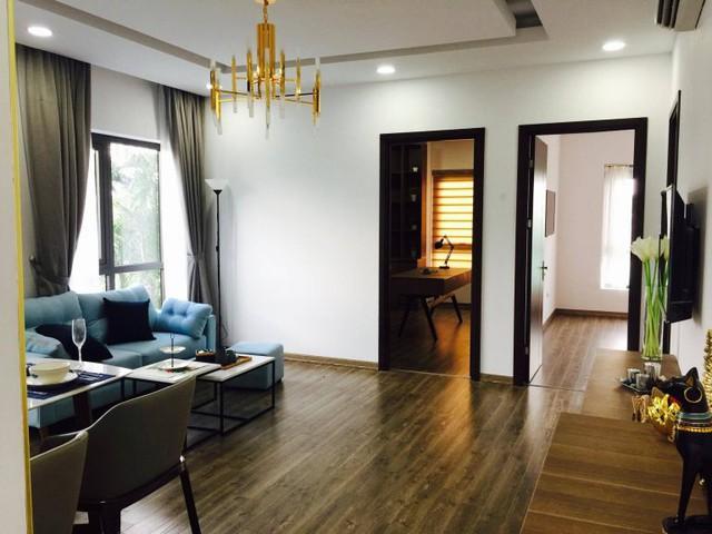 ICID Complex vượt công đoạn và sắp bàn giao căn hộ chung cư cho bạn - Ảnh 1.