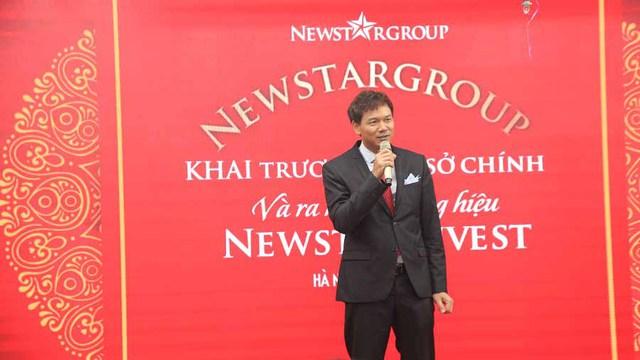 Newstargroup tưng bừng khai trương trụ sở chính và ra mắt thương hiệu Newstarinvest - Ảnh 2.