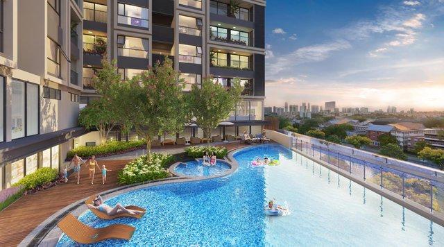 Hinode City: Môi trường sống xanh, trong lành cho thế hệ tương lai   - Ảnh 1.