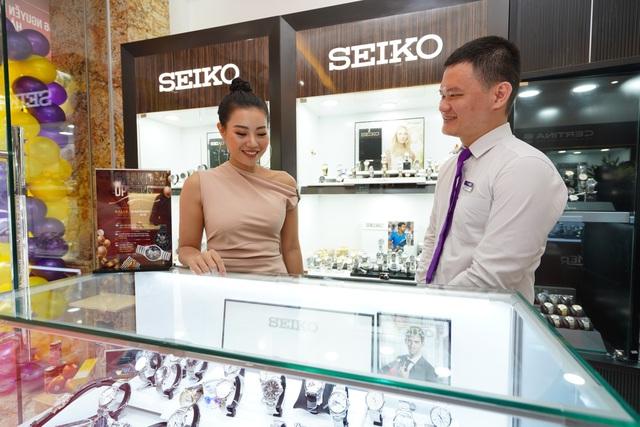 Seiko Watch & Clock Center chính thức đi vào hoạt động tại số 156 Nguyễn Khánh Toàn Hà Nội - Ảnh 1.