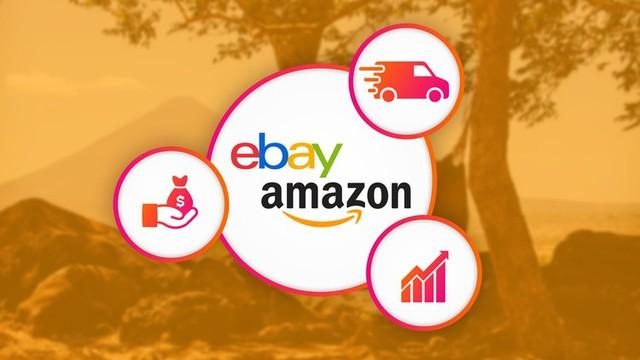 Công việc Online, thu nhập vài ngàn đô mỗi tháng cùng Ebay & Amazon - Ảnh 1.