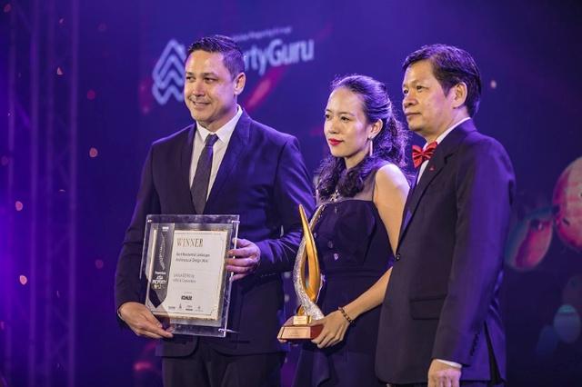 Kiến Á chiến thắng ngoạn mục tại Asia Property Awards 2018 - Ảnh 1.
