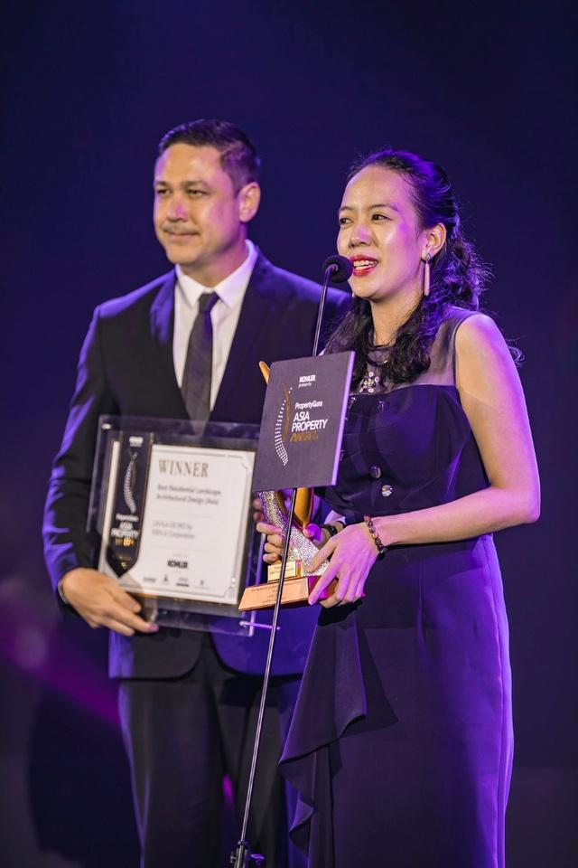 Kiến Á chiến thắng ngoạn mục tại Asia Property Awards 2018 - Ảnh 2.