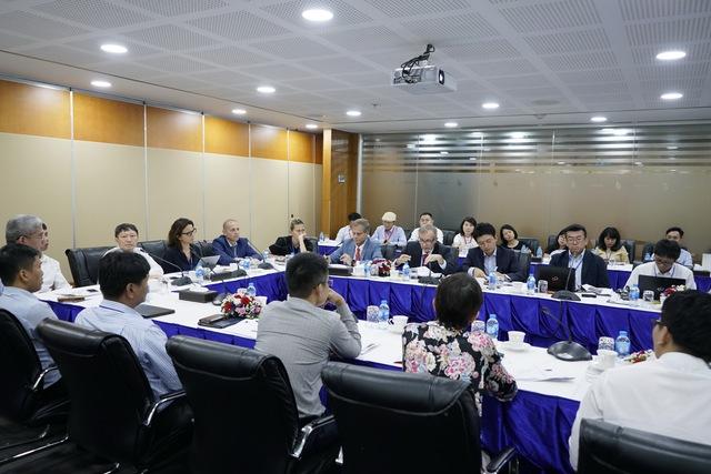 """Hội thảo """"Mô hình LNG cho tổ hợp khí-điện tại Sơn Mỹ – Bình Thuận"""" - Ảnh 1."""