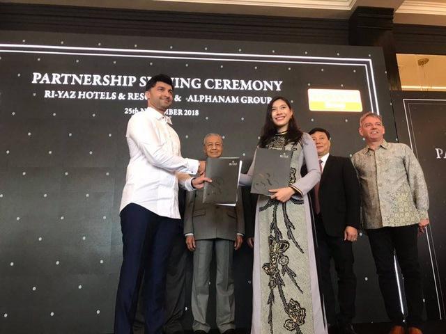 """Alphanam mở rộng hợp tác với """"ngôi sao"""" ngành khách sạn Malaysia - Ảnh 2."""