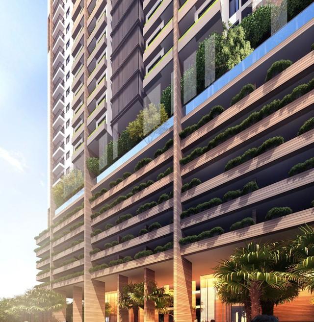 Sống xanh giữa nội đô với căn hộ FLC Green Apartment - Ảnh 1.