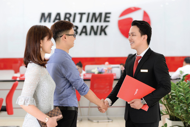 Maritime Bank nhận giải thưởng do CFI trao tặng về bạn doanh nghiệp - Ảnh 1.