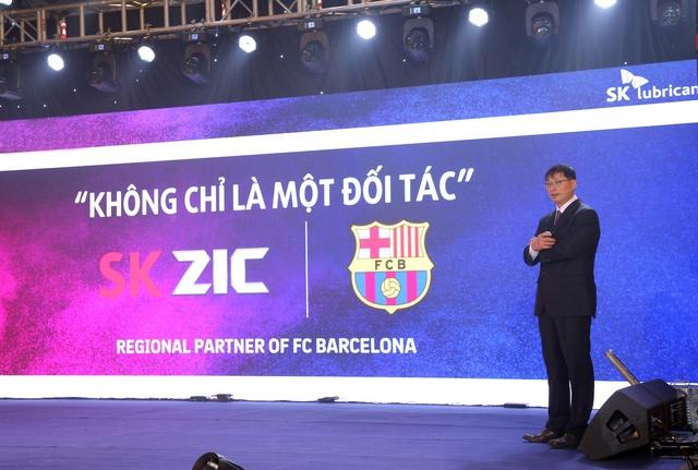 Dầu động cơ SK ZIC tham vọng chinh phục khách hàng Việt - Ảnh 2.
