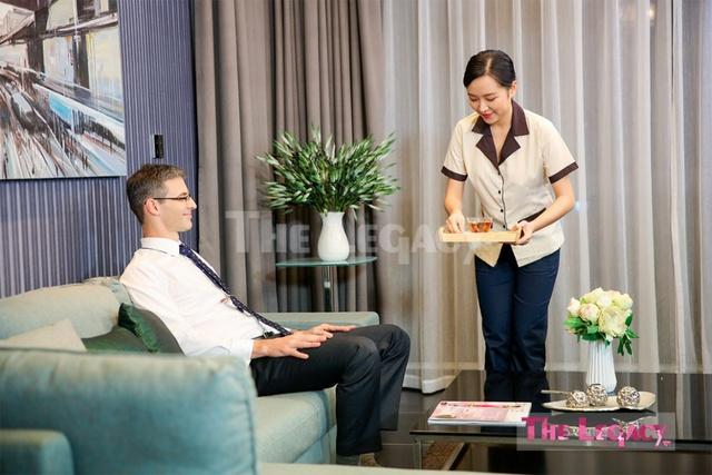 Ra mắt căn hộ cao cấp The Legacy mang tiêu chuẩn Nhật Bản - Ảnh 1.