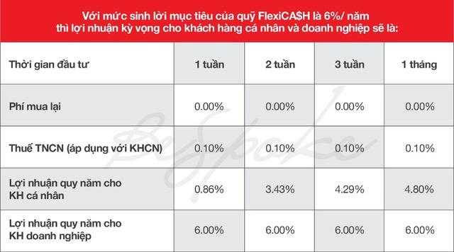 Tối ưu lợi nhuận cho các khoản tiền nhàn rỗi ngắn hạn - Ảnh 1.