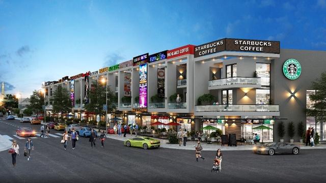 Sunshine Residence – khu phố thương mại kiểu mẫu ngay trung tâm thành phố Biên Hoà - Ảnh 1.
