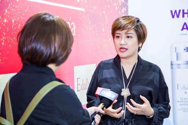 Thương hiệu mỹ phẩm Edally khẳng định vị thế tại triển lãm Inter Beauty Viet Nam 2019 - Ảnh 2.