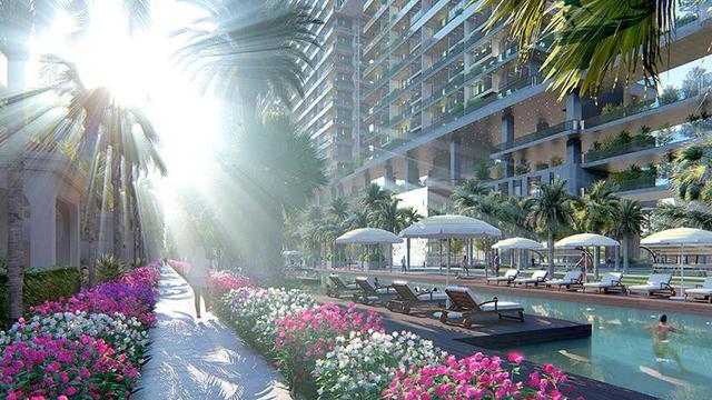 Sunshine Crystal River tiên phong trong xu hướng nghỉ dưỡng trong nội đô - Ảnh 2.