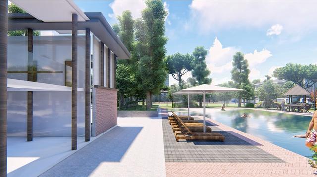 KDC Phổ Yên Residence: Dấu ấn khẳng định vị thế chủ đầu tư Vinaconex3 - Ảnh 1.