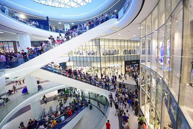 Hà Nội sắp có đại trung tâm thương mại quốc tế đầu tiên - Ảnh 1.