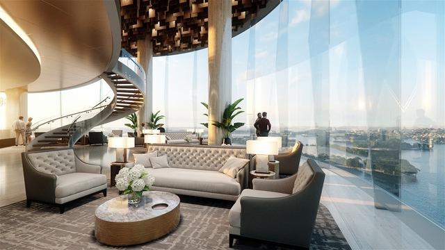 Hà Nội sắp có đại trung tâm thương mại quốc tế đầu tiên - Ảnh 7.