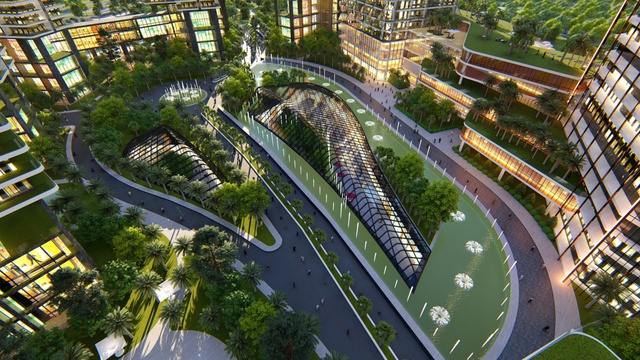 Hà Nội sắp có đại trung tâm thương mại quốc tế đầu tiên - Ảnh 9.