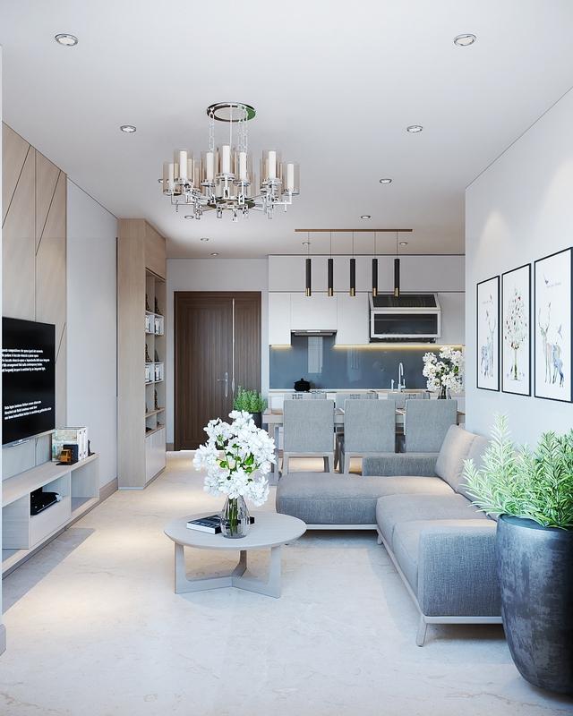 Tìm đâu căn hộ chất lượng tốt, giá cả hợp lý tại phía Tây Hà Nội? - Ảnh 1.