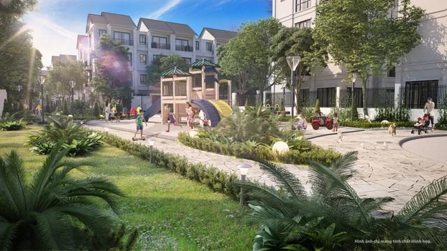 Đón đầu xu thế sống quận Hoàng Mai tại Dahlia Homes - Ảnh 1.