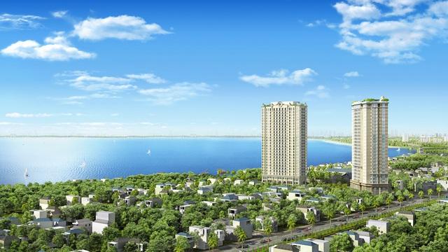 Dự án nào tại khu vực hồ Tây đang thu hút các nhà đầu tư? - Ảnh 1.