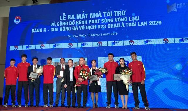MB tài trợ các trận đấu thuộc bảng K – vòng loại giải bóng đá vô địch U23 Châu Á 2020 - Ảnh 1.