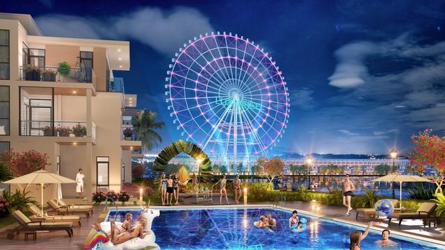 Sắp ra mắt dự án shop villa hấp dẫn tại Sầm Sơn - Ảnh 1.