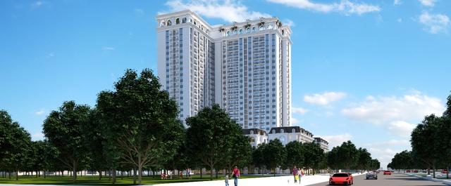 Bổ sung nguồn cung đang thiếu hụt, khu căn hộ cao cấp mới tại Long Biên có lợi thế gì? - Ảnh 2.