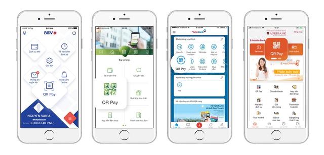 QR Pay – Cuộc chạy đua hoàn thiện hệ sinh thái của ngành ngân hàng - Ảnh 1.