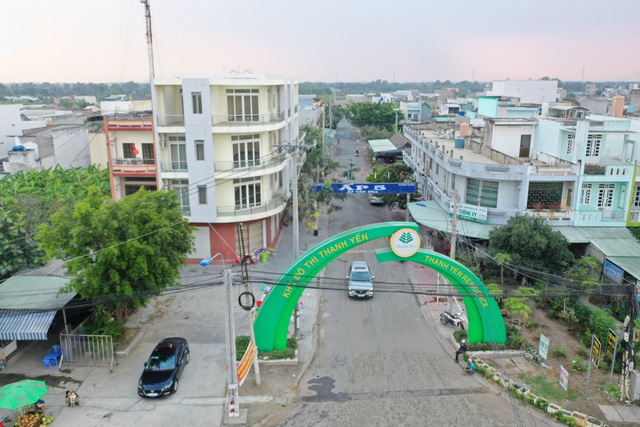 Cận cảnh khu dân cư Thanh Yến Residence sở hữu hạ tầng hoàn thiện tại Long An - Ảnh 8.