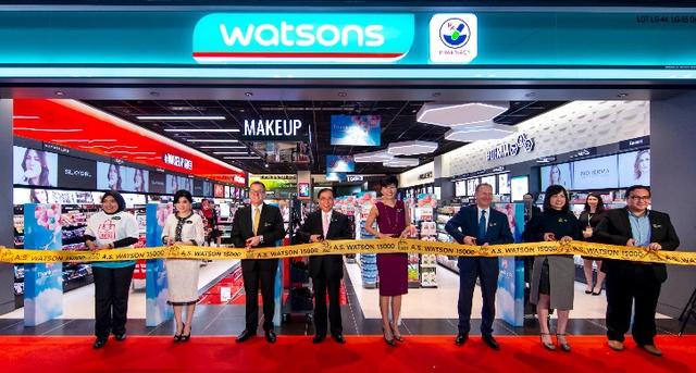 Tập đoàn A.S.Watson mở cửa hàng thứ 15.000 tại Kuala Lumpur - Ảnh 2.