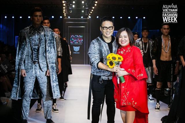 Aquafina Vietnam International Fashion Week: Cái bắt tay lớn giữa thương hiệu Aquafina và VIFW - Ảnh 1.